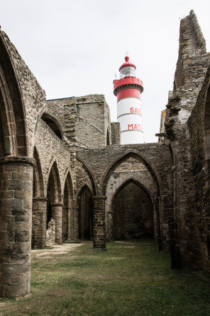 Pointe Saint-Mathieu – Abbaye