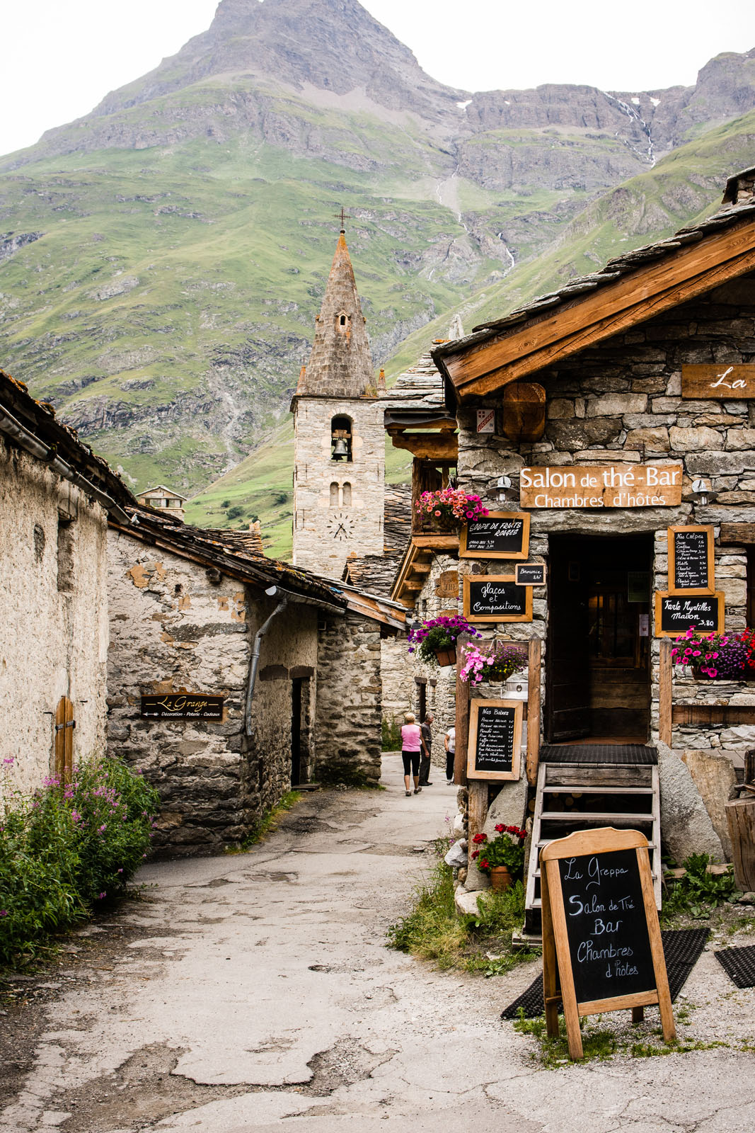 Destinations de julie haute maurienne vanoise - Office du tourisme bonneval sur arc ...