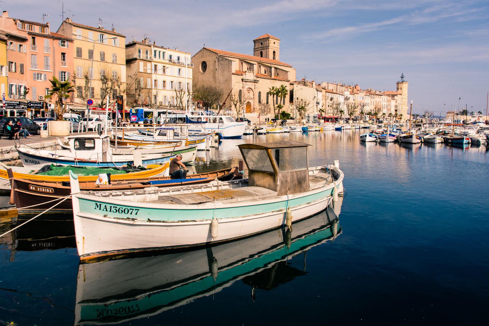 Destinations de julie la ciotat - Restaurant port la ciotat ...